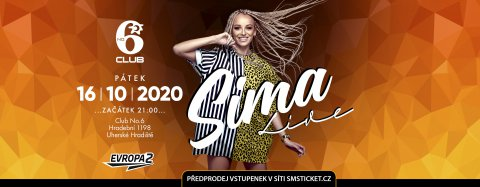 SIMA LIVE - CLUB NO6